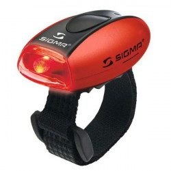 Eclairage Sigma Micro Led rouge