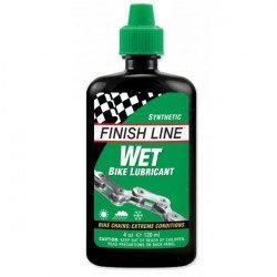 Lubrifiant Finish Line à l'huile synthétique Cross 120ml