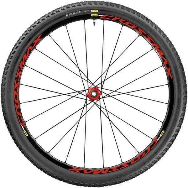 roues vtt 29 pouces mavic crossmax elite 29 wts red. Black Bedroom Furniture Sets. Home Design Ideas