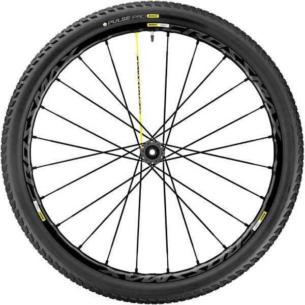 roues vtt 27 5 pouces mavic crossmax pro wts black. Black Bedroom Furniture Sets. Home Design Ideas