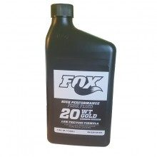 Huile de fourche Fox Gold 20 WT haute performance 250ml