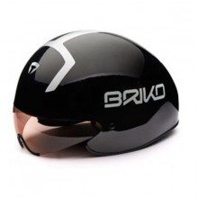 Casque vélo triathlon Briko Cronometro 2018
