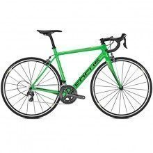 Bicicleta de carretera Focus Izalco Race 2018 Ultegra R8000 Apple Green