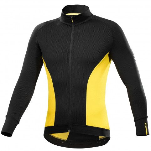 Maillot vélo manches longues Mavic Cosmic Elite Thermo 2018