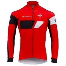 Maillot vélo manches longues Wilier Triestina Team.16 2018