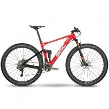 VTTcross-country 29 pouces tout-suspendu BMC Fourstroke FS01 Team XTR Di2 2018