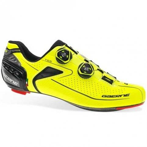 Vélo Gaerne 2018 Route Chaussures GChronoCarbon Yellow TwkXiZOulP