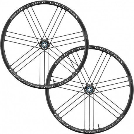 Roues vélo route Campagnolo Shamal Ultra C17 Disc Brake Wh-19 2-Way Fit