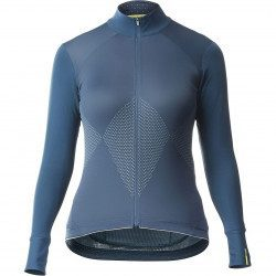 Maillot vélo manches longues femme Mavic Sequence 2019