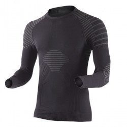 Sous maillot vélo manches longues X-Bionic Invent Shirt Long Sleeves